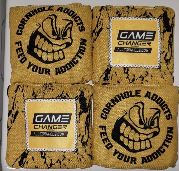 Yellow Addicts Gamechangers