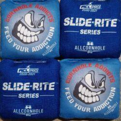 Slide-Rite blue