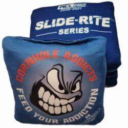 AllCornhole Slide-Rite blue