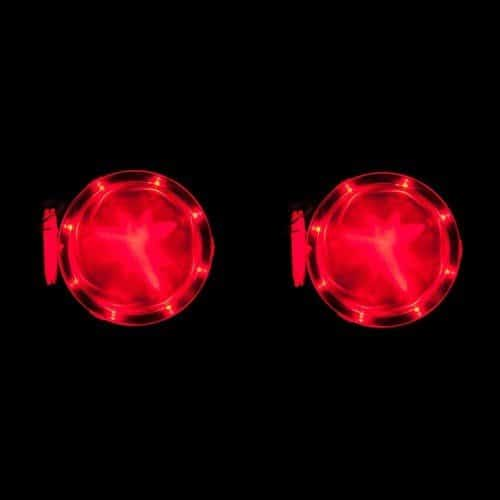CornholeLantern Red JustLights 31851.1529359875