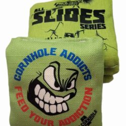 AllCornhole All-Slides lime