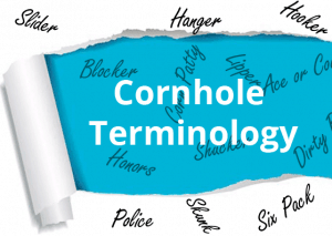cornhole lingo