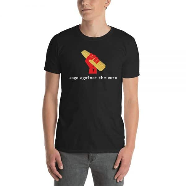 Black Rage Against The Corn custom shirt and team name