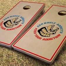 Addicts Cornhole Boards