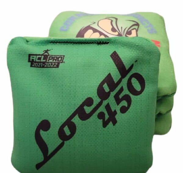 Local 450 green