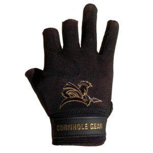 Black Pro Cornhole Glove