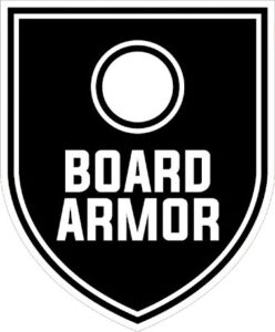 Board Armor finish