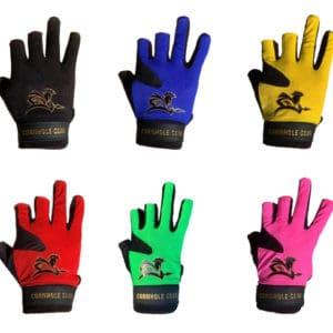 Original cornhole glove colors