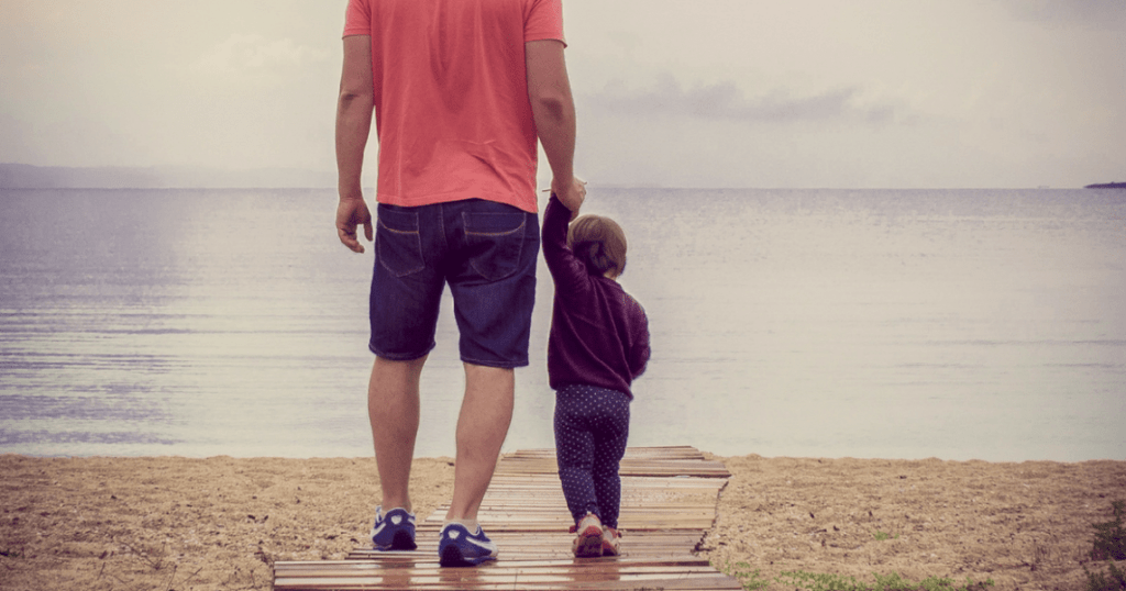Balancing life and cornhole as a single father