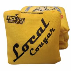 Local Cougar yellow