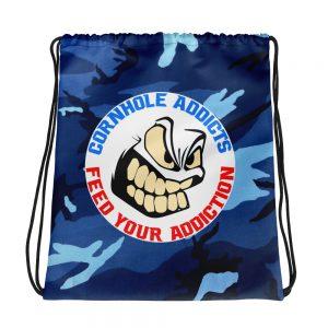 Addicts drawstring bag