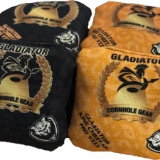 King Cheetah Cornhole Bags | Gladiator Gear