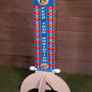 Cornhole Addicts ScoreBoard21