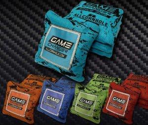 GameChanger cornhole bag colors