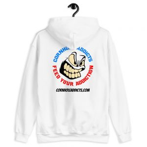 Hoodie with Color Logo