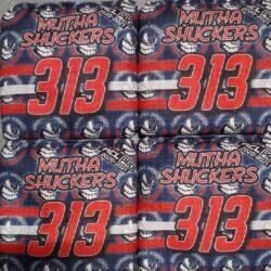 Mutha Shuckers 313 Navy