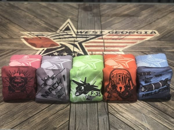 Recon Pack of ACL approved cornhole bags