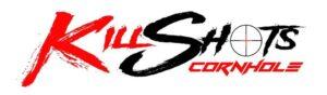Killshots cornhole logo