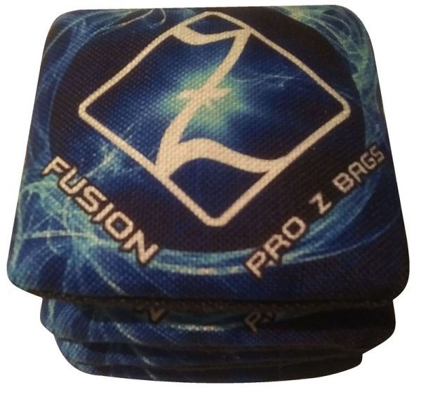 Blue Pro Z Fusion cornhole bags