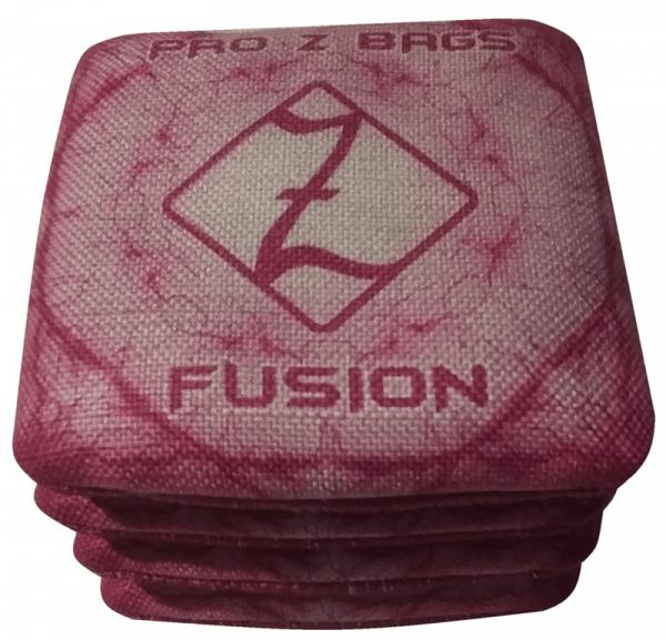 Pink Pro Z Fusion cornhole bags