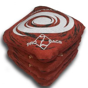 Pro Z Cyclone red bags