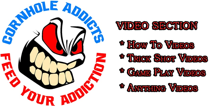 Videos for Addicts section