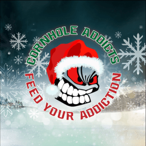 Limited edition Christmas Addict Run N Gun bags