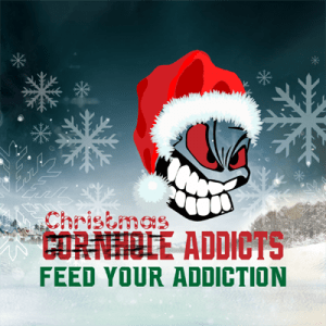 Run N Gun Christmas Addict bags