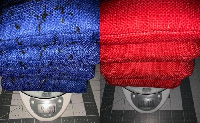 GameChanger bag weight