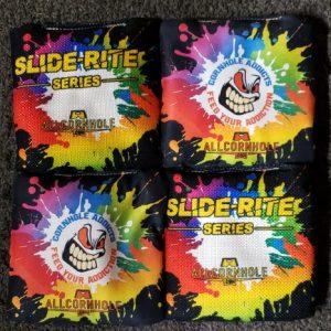 Splatter Slide-Rite Bags