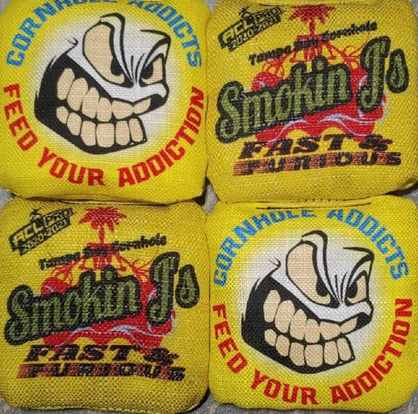 Smokin Js yellow