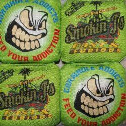 Smokin Js green