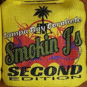 Smokin J's Cornhole Bags