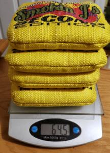 Smokin J's stacked weight