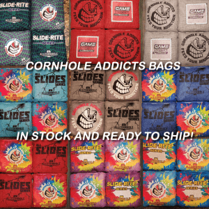 Cornhole Bags in Stock