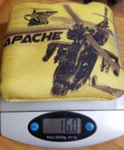 Apache Cornhole Bag