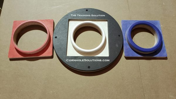 cornhole training solutions inserts