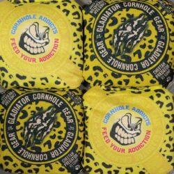 Cheetah predator yellow