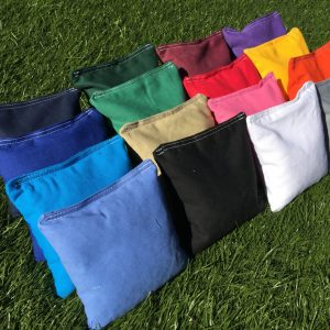 Corn Filled Cornhole Bag colors
