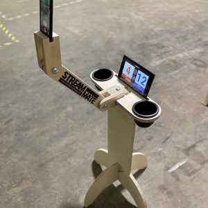 StreamMate Virtual Cornhole Streaming Accessory