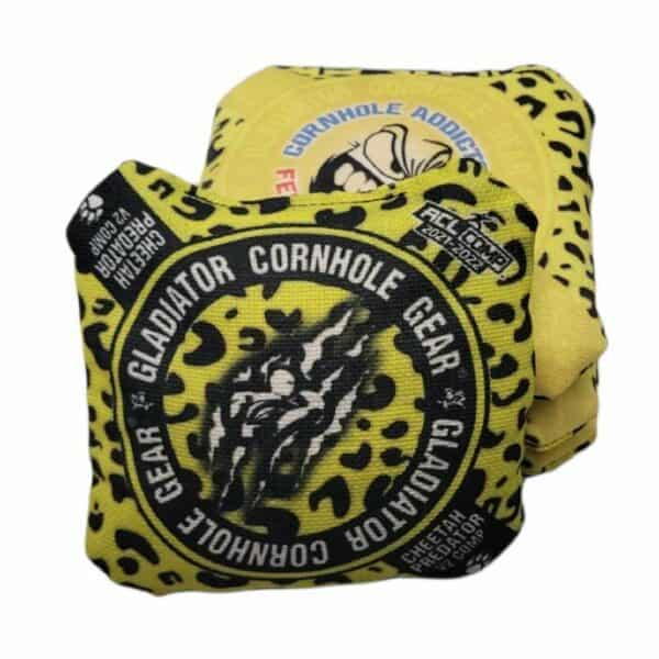 Gladiator Cheetah Predator yellow