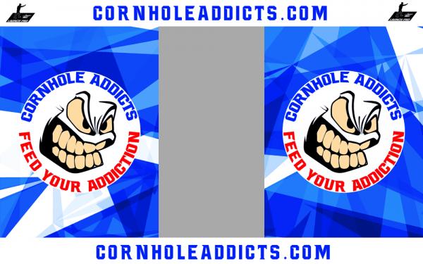 Cornhole Addicts Pitch Pads