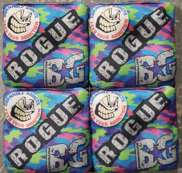 Tropical Splash BG Rogue