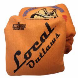 Local Outlaws orange