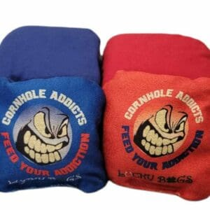 Mini pro cornhole bags