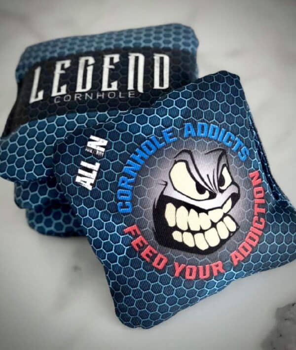 Legend All In Turquoise
