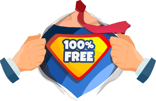 Be a Super Hero and boost your marketing efforts with our Free Profile.