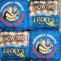Lucky's Showtime blue