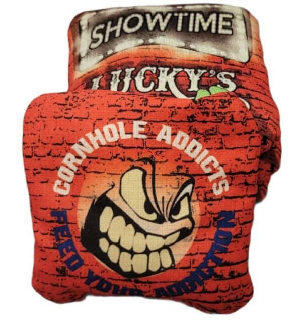 Lucky's Showtime red