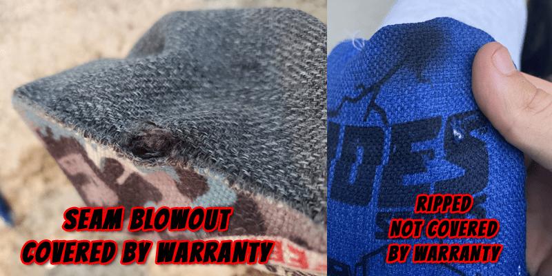 bag warranty
